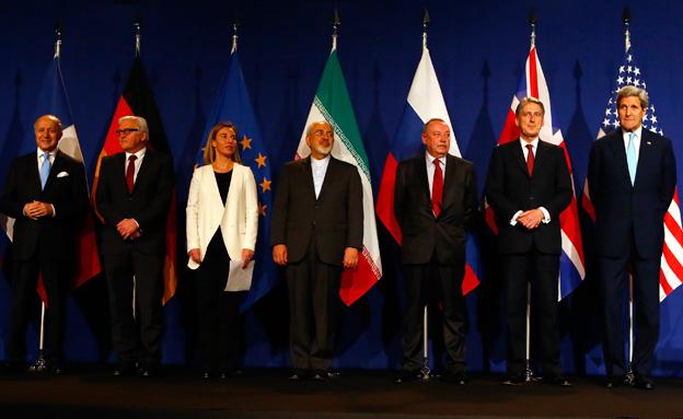Los protagonistas del acuerdo en Lausana. ¿Se podrá frenar a Irán?